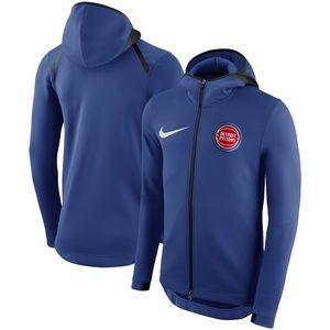 Detroit Pistons Therma Flex Full-zip Hoodie